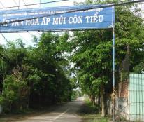Bán đất củ chi xã Phước Hiệp, DT:1260m2 nở hậu, giá 1 tỷ 230 triệu