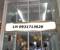 Cho thuê mặt bằng tầng lửng khu phố Wall quận Nhất LH 0931713628