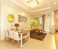 Cho thuê chung cư Oriental Plaza, Q.Tân Phú,mặt tiền đường Âu cơ, 2PN, giá: 8tr/th, LH: 0901338489