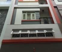 Bán nhà hẻm 10m Lê Đức Thọ P6, Gò Vấp 5x15m trệt, 3 lầu, 5.5 tỷ