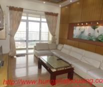 Cho thuê căn hộ chung cư120m2,3pn,đủ đồ  tại Đường Lạc Long Quân, Phú Thượng, Tây Hồ, Hà Nội