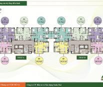 Bán Gấp căn hộ CT2E khu chung cư VOV Mễ Trì,DT: 86,43m2,tầng 10- 02(căn góc).giá 23tr/m2.0985354882