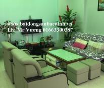 Cho thuê nhà 3,5 tầng tại khu Việt Trang, Phường Ninh Xá, TP.Bắc Ninh