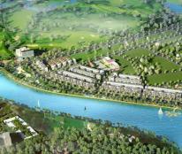 Bán đất biệt thự mặt sông khu đô thị phía Nam Đà Nẵng.Đón đầu làn sóng mạnh mẽ từ phía Nam