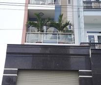 Bán nhà hẻm 8m Dương Quảng Hàm P5 Gò Vấp 4X25m, 3 lầu mới 100%