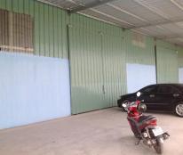 Cho thuê nhà xưởng đường Lê Thị Riêng, Thới An, quận 12
