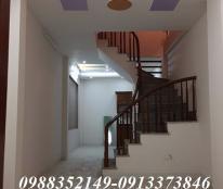 Chính chủ bán nhà 1,45 tỷ-4PN (tầng lửng) Mậu Lương-Hữu Hoà (34m2*4 tầng),0988352149.