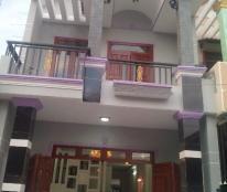 Bán nhà mặt tiền 8m 1 trệt, 1 lầu, sổ hồng riêng, thích hợp kinh doanh mua bán