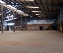 Cho thuê kho, nhà xưởng, đất tại Xã An Khánh, Hoài Đức, Hà Nội, DT 3000m2, giá 55 nghìn/m²/tháng