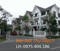 Cần bán biệt thự khu nhà ở Cán Bộ Quốc Hội, đường Lương Thế Vinh, Nam Từ Liêm.