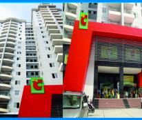 Cho thuê căn hộ Phú Thạnh, DT 70m2, 2PN, 7tr/th. LH: 0902.767.144