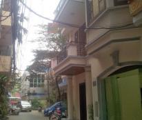 Bán nhà ở phố Đội Cấn, Ba Đình, 40/46m2, xây 4 tầng, giá chỉ 4,25 tỷ, MT 3,5m