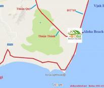 Aloha beach village, 4 sao, full nội thất, ck 17%