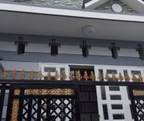 Bán nhà 1 trệt 1 lửng mới xây tuyệt đẹp Hẻm Liên tổ 4-5 Nguyễn Văn Linh, P. An Khánh,