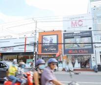 Cho thuê nhà kinh doanh nằm ngay ngã tư đường Nguyễn Trung Trực, Kiên Giang, dt:150m2.