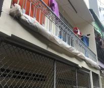 Bán nhà 1 trệt 1 lầu Hẻm 123 đường Châu Văn Liêm