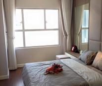 Cần cho thuê gấp căn hộ Central Garden Quận 1, Dt : 80 m2, 2PN, giá 13 tr/th