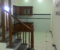 Cần bán Nhà 36 ngõ 12 Quang Trung, quận Hà Đông, dt 40 m2 x 4 tầng, gần khu đô thị Park City.