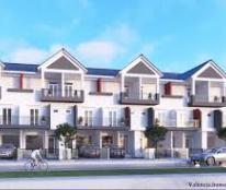 Nhà phố Valencia  mở bán những căn đẹp,Lh 0937959223