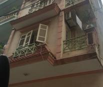 Bán nhà phân lô Minh Khai, 50 m2, 4 tầng, ô tô tránh, kinh doanh, 7 tỷ