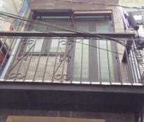 Cho thuê nhà hẻm 36 đường Tân Mỹ, P. Tân Thuận Tây, Quận 7