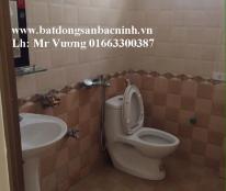Cho thuê nhà 3 tầng 4 phòng tại khu Hòa Đình, Võ Cường, TP. Bắc Ninh