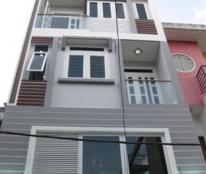Bán nhà hẻm 6m Phan Văn Trị, P. 5, Gò Vấp, 5x16m lửng 4 lầu
