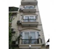 Bán nhà Phố Nguyễn Đình Hoàn, quận Cầu Giấy, DT 50m2, 5 tầng, Ô tô, KD, chỉ 5.5 tỷ