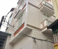 Nhà 3,5 tầng xây độc lập, 2 mặt thoáng, đường Thiên Lôi, hướng Đông Nam, giá 1 tỷ 500 triệu