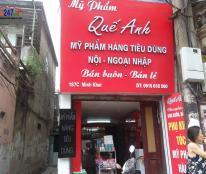 Sang nhượng cửa hàng mặt phố số 187C Minh Khai, Hai Bà Trưng, Hà Nội
