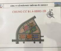 Ki ốt thương mại HH02 Thanh Hà Cienco 5 chênh rẻ.