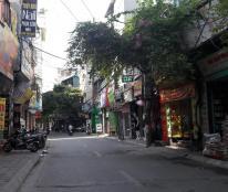 Bán nhà mặt phố Mai Dịch, Khu phố Mai dịch sầm uất, 58 m2 x 4 tầng,giá 9,3 tỷ