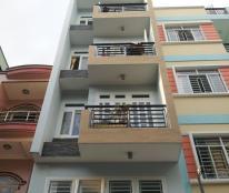 Bán nhà hẻm 12m đường 59 (Phạm Văn Chiêu) P14, Gò Vấp 4x19m 4 lầu