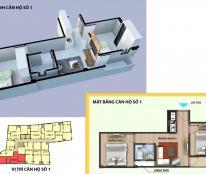 Ở NGAY, Mở Bán chung cư VÕ CHÍ CÔNG –TÂY HỒ siêu rẻ đẹp, 1-2 PN chỉ từ 620TR/căn