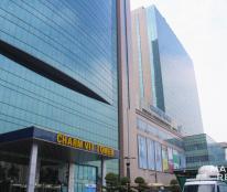 Cho thuê VP hạng A tòa Charmvit Tower, Trần Duy Hưng 20, 300m2, miễn phí trung gian, LH: 0974970035