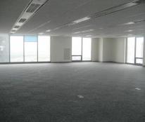 Cho thuê 200m2 tầng 4 toà nhà mặt đường Lê Hồng Phong