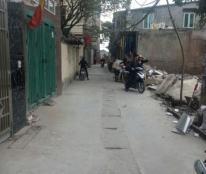 Bán đất ô tô đậu cửa, ngõ thông, kinh doanh tốt 45m2, Trần Phú, Văn Quán- 0911.152.123