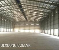 Cho thuê xưởng 1100m2 tại KCN Quang Minh, Mê Linh, Hà Nội với giá cực rẻ