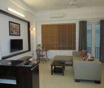Căn hộ 01 phòng ngủ cho người nước ngoài ở phố Nhật Chiêu, CÁCH HỒ TÂY 10m
