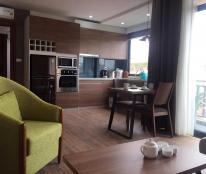 Căn hộ 01 phòng ngủ, nội thất đẹp cho người nước ngoài thuê ở phố Tây Hồ