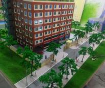 Mô hình kiến trúc trường học Phú Lâm