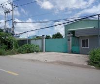 Bán nhà xưởng 1000m2 tại xã Bình Lợi, huyện Bình Chánh, Đã hoàn công giá :7.6 tỷ