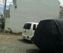 Bán đất hẻm xe hơi đường Man Thiện, TNP A, quận 9, giá 30tr/m2