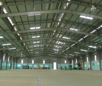Cho thuê nhà xưởng SX tại Vĩnh Phúc, ở KCN Bình Xuyên, DT 2050m2 đến 8050m2