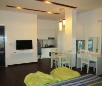 Căn hộ Studio đủ đồ cho người nước ngoài ở phố Nhật Chiêu, view  West Lake. LH: Ms.Hoa - 0986397073.