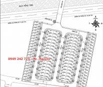 107 lô đất Thạnh Xuân 25 giá 18 Tr/m2 (900 Tr/lô 50m2) đường 11m, cách UB 200m, chợ 300m