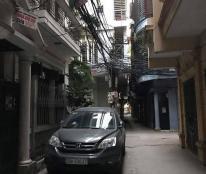 Bán nhà riêng khu Víp Trần Quang Diệu Đống Đa 50m2 ngõ thông Gara
