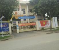 Đất Hóc Môn có sổ hồng riêng liền kề trường tiếu học. LH 0969736423