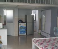 Cho thuê căn hộ 30m2 đầy đủ tiện nghi gần đường Xóm Chiếu, Q4
