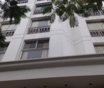 Cho thuê nhà nguyên căn Đội Cấn, 6 tầng có thang máy, 42m2, 33tr/th